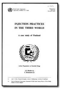 World Health Organization : Year 1994 ; ... by A. V. Reeler