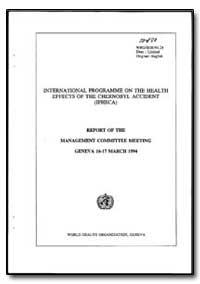 World Health Organization : Year 1994 ; ... by N. A. Krysenko