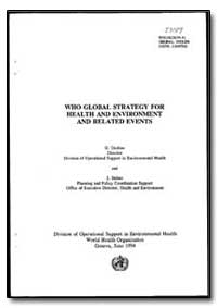 World Health Organization : Year 1994 ; ... by G. Ozolins