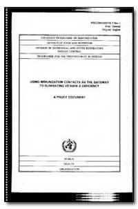 World Health Organization : Year 1994 ; ... by R. Llewelyn-Davies, M. A.