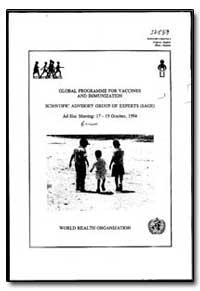 World Health Organization : Year 1994 ; ... by R. H. Henderson, Dr.
