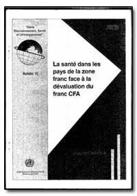 World Health Organization : Year 1994 ; ... by J. Bourdon