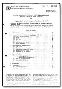 World Health Organization : Year 1994 ; ... by Minggang Che