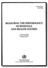 World Health Organization : Year 1994 ; ... by C. Montoya-Aguilar, Dr.