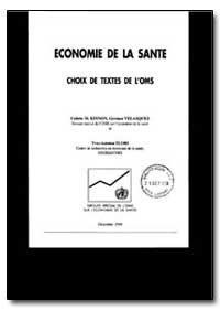 World Health Organization : Year 1994 ; ... by Yves-Antoine Flori