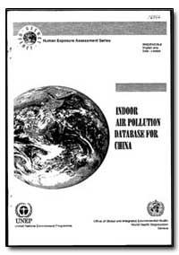 World Health Organization : Year 1995 ; ... by Kirk R. Smith