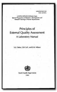 World Health Organization : Year 1995 ; ... by S. Z. Cekan