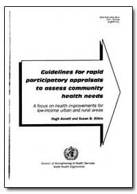 World Health Organization : Year 1995 ; ... by Hugh Annett