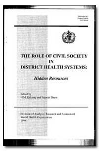 World Health Organization : Year 1996 ; ... by H. M. Kahssay