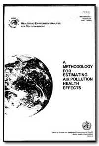 World Health Organization : Year 1996 ; ... by Bart Ostro