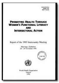 World Health Organization : Year 1996 ; ... by S. O. Ogidan