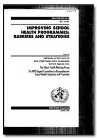 World Health Organization : Year 1996 ; ... by I. Capoor