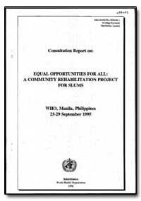 World Health Organization : Year 1996 ; ... by S. T. Han, Dr.
