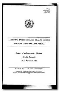 World Health Organization : Year 1996 ; ... by Paulinus, Dr.