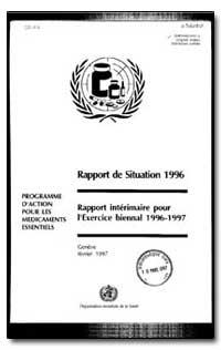 World Health Organization : Year 1997 ; ... by Jonathan Quick, Dr.
