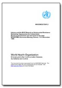 World Health Organization : Year 1997 ; ... by D. L. Heymann, Dr.