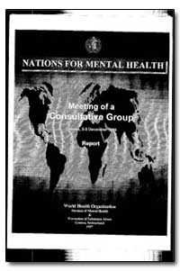 World Health Organization : Year 1997 ; ... by N. Napalkow, Dr.