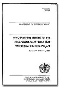 World Health Organization : Year 1997 ; ... by Mario Argandona, Dr.