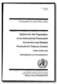 World Health Organization : Year 1997 ; ... by Eric Le Gresley