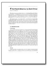 World Health Organization : Year 1997 ; ... by M. Chen