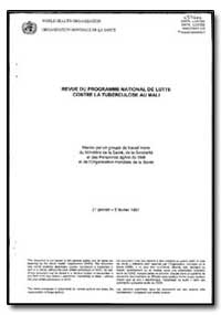 World Health Organization : Year 1997 ; ... by Fofe Boundy, Dr.