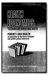 World Health Organization : Year 1997 ; ... by Guy Carrin