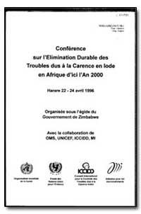 World Health Organization : Year 1998 ; ... by J. Ndoyo, Dr.