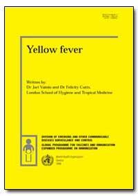 World Health Organization : Year 1998 ; ... by Jari Vainio