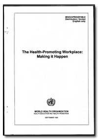World Health Organization : Year 1998 ; ... by World Health Organization