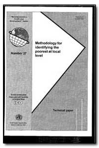 World Health Organization : Year 1998 ; ... by Binayak Sen