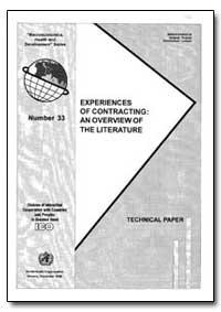 World Health Organization : Year 1998 ; ... by Anne Mills