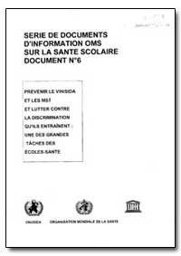 World Health Organization : Year 1998 ; ... by Pamela Hartigan