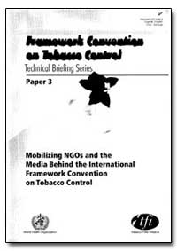 World Health Organization : Year 1999 ; ... by Derek Yach, Dr.