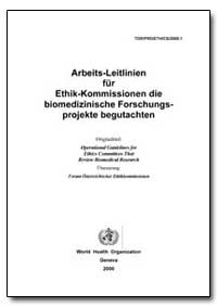World Health Organization : Year 2000 ; ... by Solomon Benatar