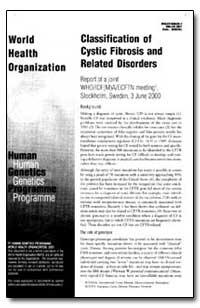 World Health Organization : Year 2000 ; ... by L. A. Lester