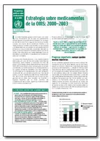 World Health Organization : Year 2000 ; ... by Jonathan D. Quick