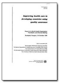 World Health Organization : Year 2000 ; ... by F. Siem Tjam