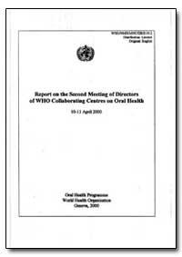 World Health Organization : Year 2000 ; ... by G. N. Pakhomov