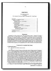 World Health Organization : Year 2000 ; ... by W. Dykstra