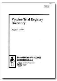 World Health Organization : Year 2000 ; ... by S. E. Robertson