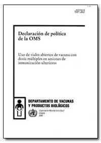 World Health Organization : Year 2000 ; ... by De Silva