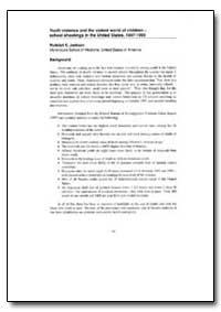 World Health Organization : Year 2000 ; ... by Rudolph E. Jackson