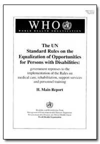 World Health Organization : Year 2001 ; ... by World Health Organization