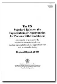 World Health Organization : Year 2001 ; ... by Dimitris Michailakis