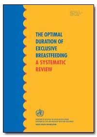 World Health Organization : Year 2001 ; ... by L. Adair