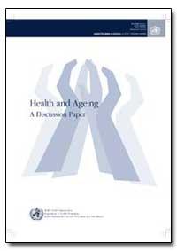 World Health Organization : Year 2001 ; ... by D. H. Jernigan