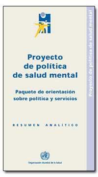 World Health Organization : Year 2001 ; ... by Benedetto Saraceno