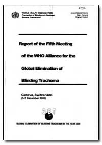 World Health Organization : Year 2001 ; ... by S. Resnikoff