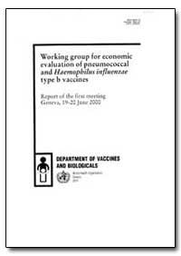 World Health Organization : Year 2001 ; ... by Adriano Arguedas, Dr.