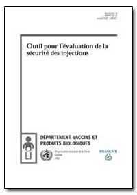 World Health Organization : Year 2001 ; ... by World Health Organization